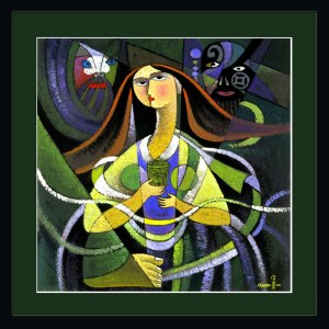 heqigallery-Mary-Magdalene he qi