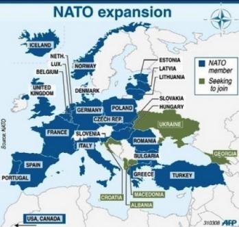 military nato-map