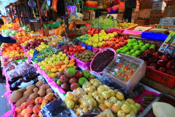 veggies mexico