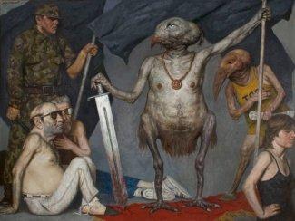 Geli Korzhev's The Triumphators