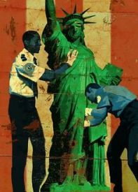 police grope