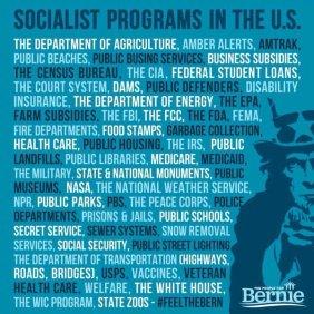 socialist programs