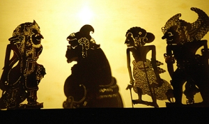 Maria Bodman Balinese Wayang Kulit